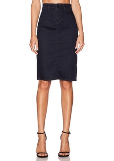 J Brand Willa High Rise Tailored Skirt