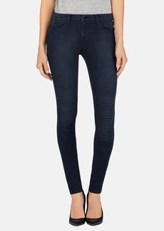 J Brand 'Willow' Moto Skinny Jeans (Verve)