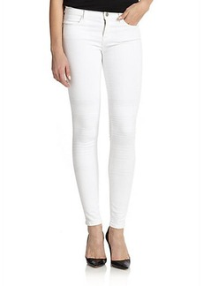 J Brand Willow Seamed Skinny Jeans