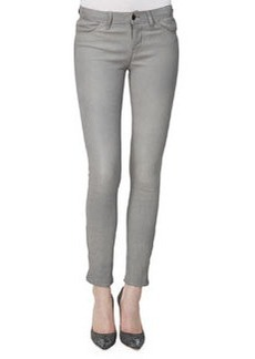 L8001 Leather Leggings, Gray Rock   L8001 Leather Leggings, Gray Rock