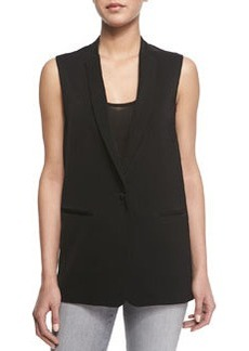 Portier Long Suiting Vest   Portier Long Suiting Vest