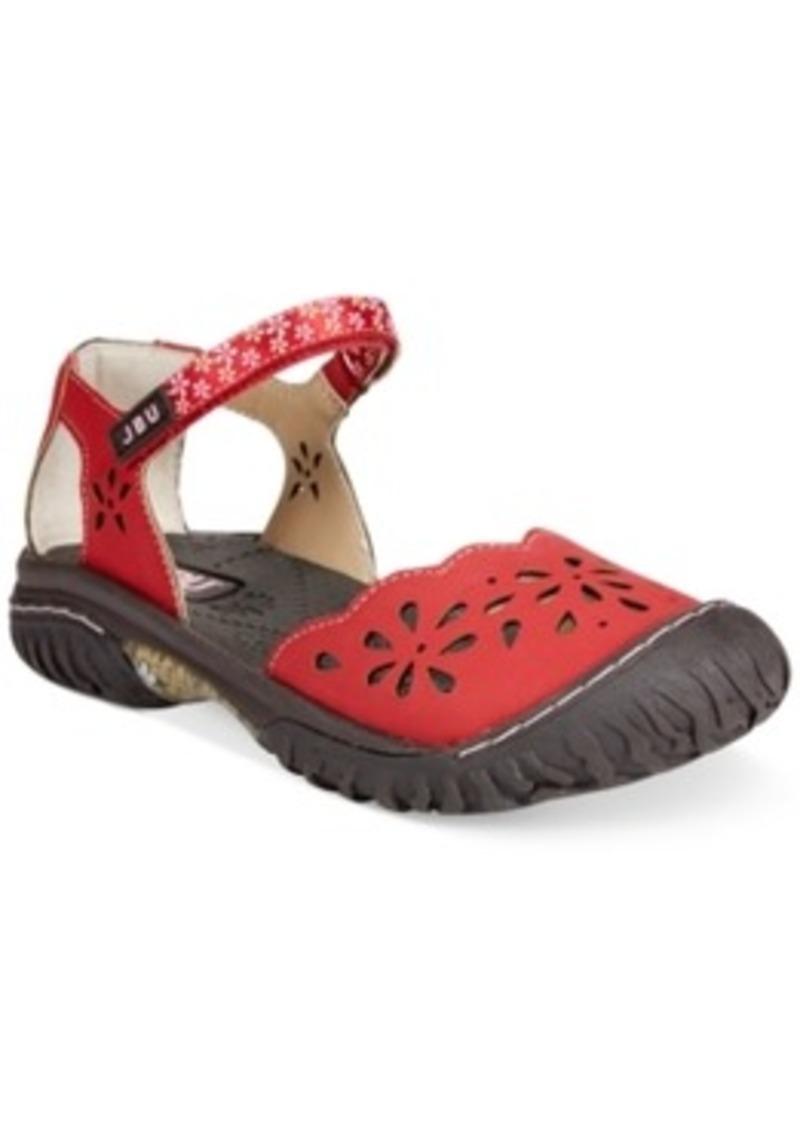 Jbu Shoes Red