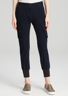James Jeans - Boyfriend Slouchy Fit Cargo in Academy Navy
