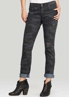 James Jeans - Neo Beau Slouchy Slim Boyfriend in Espionage