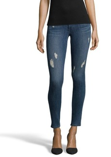James Jeans adrenaline stretch denim 'High Class' distressed skinny jeans