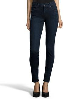 James Jeans anarchy wash stretch denim 'James Twiggy Long' skinny jeans
