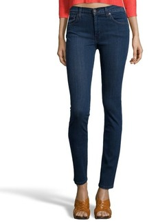 James Jeans bedford blue denim 'Randi' cigarette leg jeans
