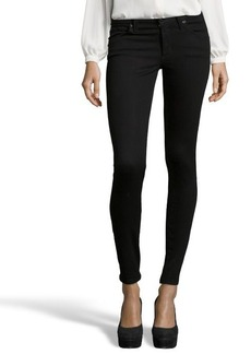 James Jeans black 'James Twiggy' skinny jeans