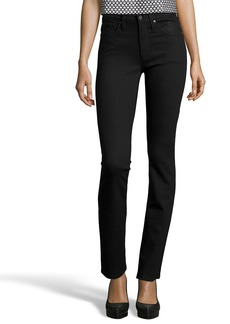 James Jeans black shadow stretch cotton denim 'High Class' ...