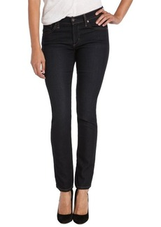 James Jeans black stretch denim 'James Twiggy' skinny jeans