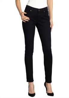 James Jeans bodega black 'James Twiggy' stretch pants