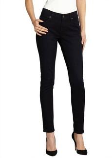 James Jeans bodega black 'James Twiggy' stretch pants