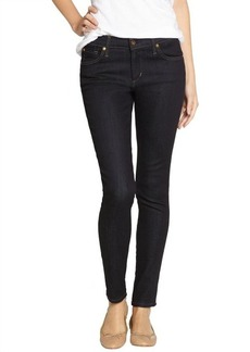James Jeans chateau blue stretch denim 'James Twiggy' skinny jeans