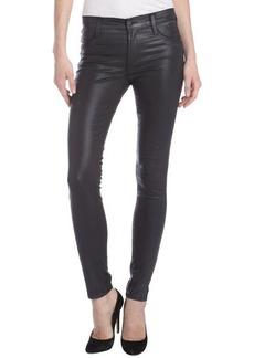 James Jeans chrome coated stretch 'Twiggy' skinny jeans