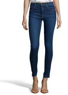 James Jeans coastal blue denim 'High Class' skinny jeans