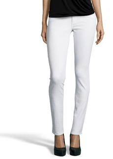 James Jeans frost white 'Rudy' skinny leg jeans