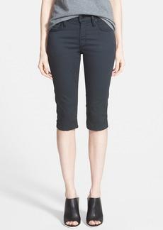 James Jeans High Rise Crop Jeans (Summer Noir)