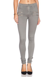 James Jeans James Twiggy Crux Double Zip Legging