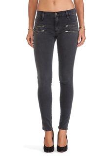 James Jeans James Twiggy Crux Zip Legging