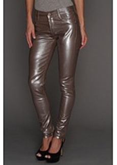 James Jeans James Twiggy Metallic in Cafe Au Lait Pearl