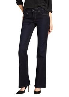 James Jeans legend super-soft stretch cotton blended denim 'Reboot' bootcut jeans