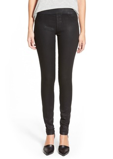 James Jeans Leggings (Black Glossed)
