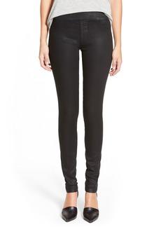 James Jeans Leggings (Black Glossed)