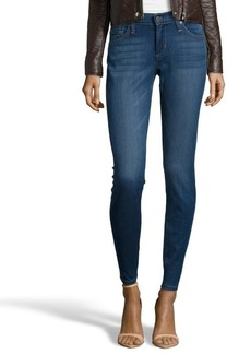 James Jeans louie blue denim 'James Twiggy' 5-pocket leggings