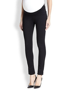 James Jeans Maternity Jeans-Style Stretch Knit Maternity Leggings