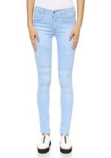 James Jeans Motorcycle Skinny Jeans