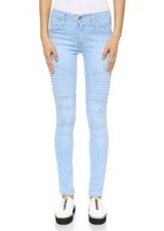 James Jeans Motorcycle Skinny Jeans