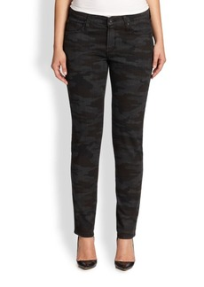 James Jeans, Plus Size Printed Skinny Jeans
