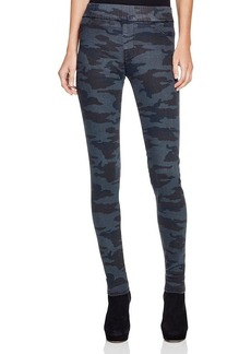 James Jeans  Pull On Leggings in Camouflage