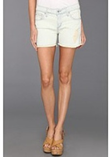 James Jeans Shorty Slouchy Fit Boy Short in Bone