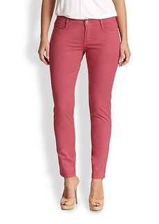 James Jeans, Sizes 14-24 Colored Skinny Jeans