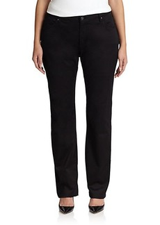 James Jeans, Sizes 14-24 Hunter Straight-Leg Pants