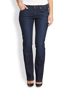 James Jeans, Sizes 14-24 Straight-Leg Jeans