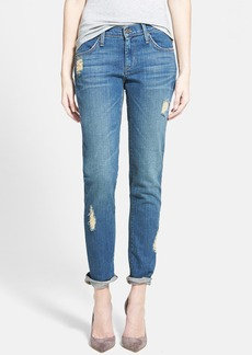 James Jeans Slim Slouchy Boyfriend Fit Jeans (Vecchio)