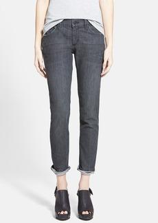 James Jeans Slim Slouchy Boyfriend Fit Jeans (Whiskey)