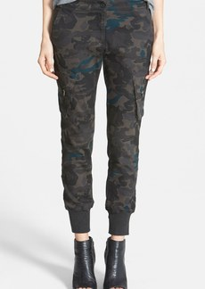 James Jeans Slouchy Camouflage Cargo Pants