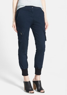 James Jeans Slouchy Fit Utility Jogger Pants