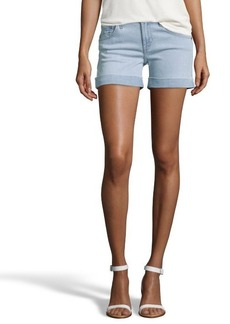 James Jeans sweet summer stretch denim colette cuffed shorts