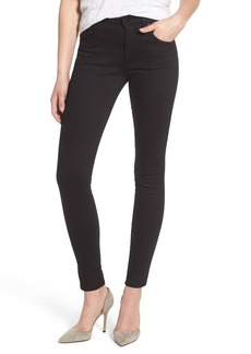James Jeans 'Twiggy - High Class' High Rise Skinny Jeans