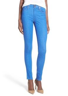 James Jeans 'Twiggy - High Class' High Rise Skinny Jeans (Awakening)