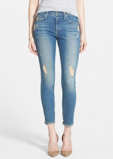 James Jeans 'Twiggy' Ankle Skinny Jeans (Festival)