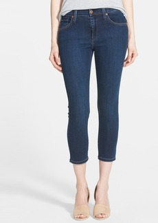 James Jeans 'Twiggy' Crop Skinny Jeans (Fetch)