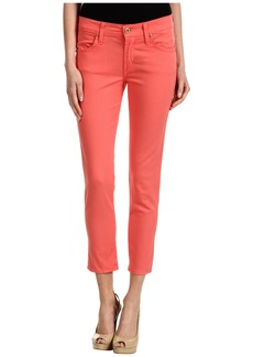 James Jeans Twiggy Cropped Legging in Indian Summer