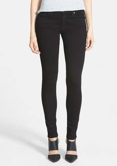 James Jeans 'Twiggy' Five Pocket Leggings (Black Clean)