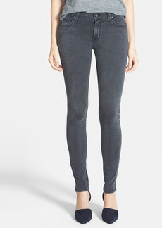 James Jeans 'Twiggy' Five Pocket Leggings (Slate)
