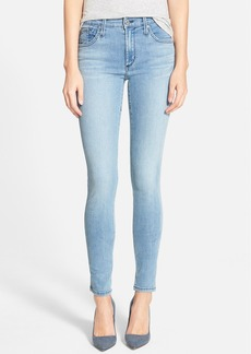 James Jeans 'Twiggy' Five Pocket Leggings (Stream)